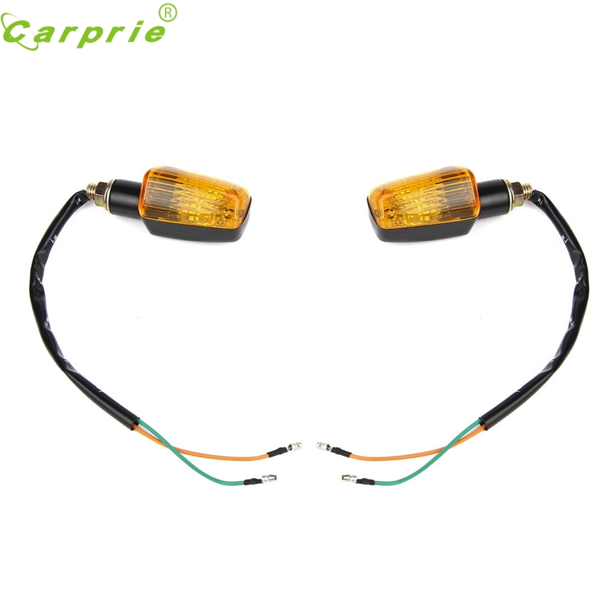 New Arrival 2 pcs Motorcycle Light Not LED Lights Indicators Flasher se19 dropshipping