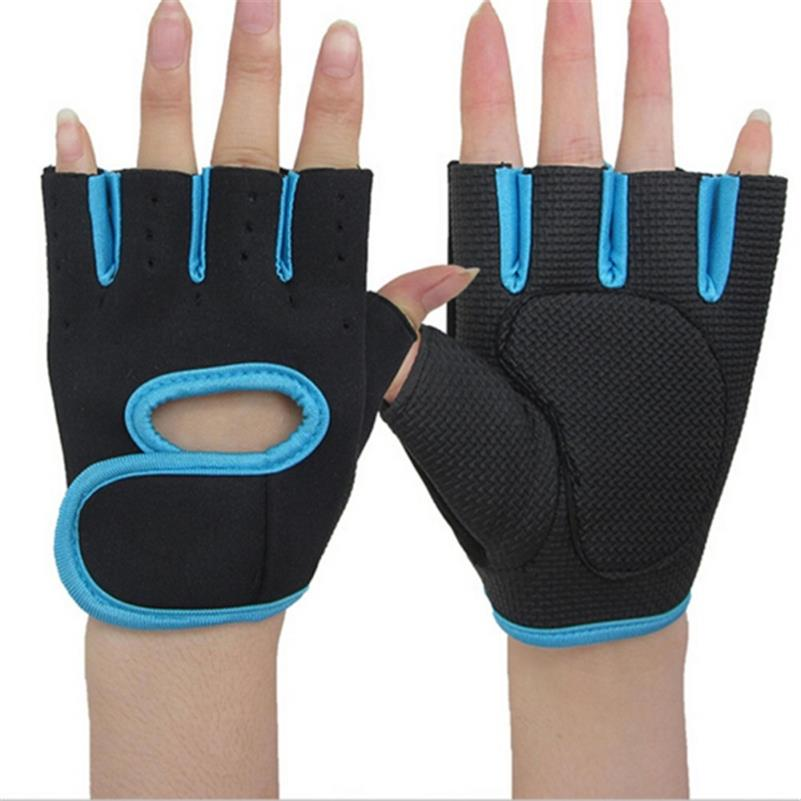Men Women Fitness Exercise Workout Weight Lifting Sport Gloves Gym Training Glove