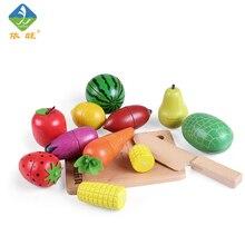 nueva cocina de madera juguetes para nios de regalos de frutas y hortalizas magntico pretend play house juguetes de cocina para nios jugando juegos