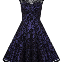 ccc964ac35eed Buy 1950's ladies dresses and get free shipping on AliExpress.com