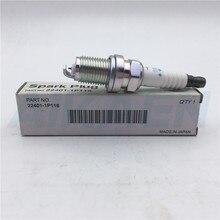 6 pçs/lote 22401-1P116 PFR6G-11 Iridium Spark Plug Para Nissan Cefiro Maxima Lexus Acura Volvo 224011P116 PFR6G11