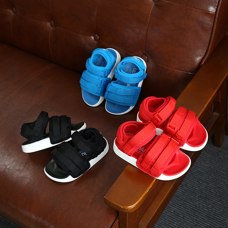 Childrens Beach Shoes Summer Sandals 2018 New Casual Boys And Girls Childrens Students Sandals Kids Shoes