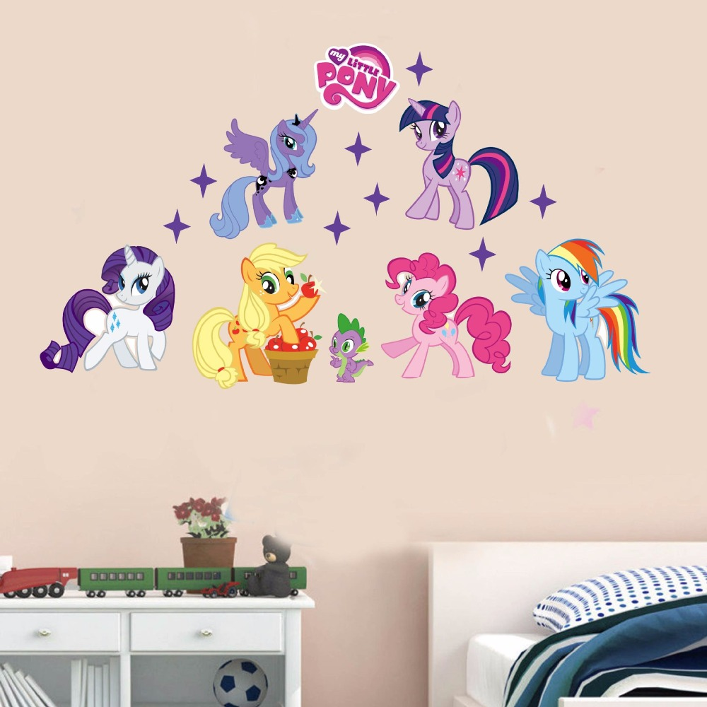 ... My Little Pony Wall Stickers ... Part 35