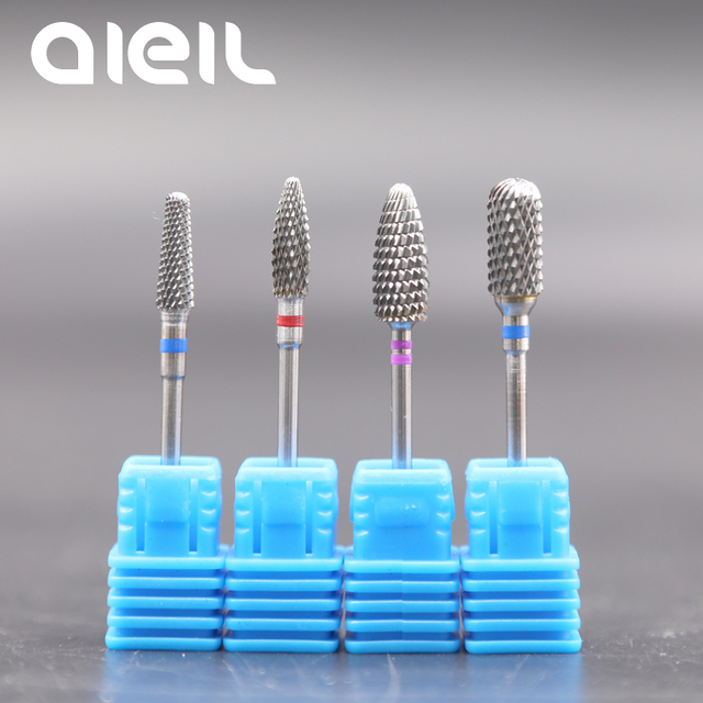 Tungsten Carbide Nail Drill Bits Milling Cutters For Manicure Nail Drill Bits Manicure Cutters For Nails Manicure Machine Cutter 4