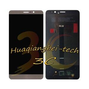 Image 4 - 5.9 新華為メイト 9 MHA L09 MHA L29 フル Lcd ディスプレイ + タッチスクリーンデジタイザ国会 + フレームカバー 100% テスト