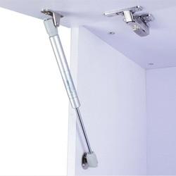 Раздвижной стержень для мебели 80N/100N, Гидравлический пневматический поддерживающий стержень из алюминия для маленьких татами, дверной буфе...