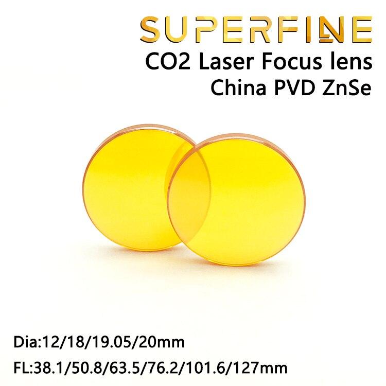 Messung Und Analyse Instrumente Linsen 12 18 19,05 20mm Fl 1,5 2 2,5 3 4 5 Zoll Für Laser Schneiden Maschine China Pvd Znse Co2 Laser Fokus Objektiv Durchmesser
