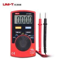 UNI T UT120C Portable Digital Multimeter LCD Voltemter Current Tester