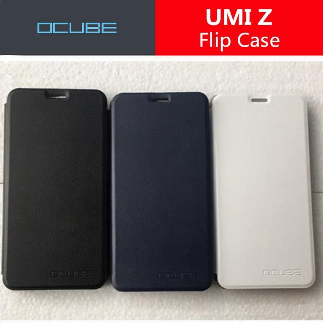 ocube Umidigi Z Pro Case With Back Cover Luxury Protective Leather Case Flip Cover For UMI Umidigi Z Pro Mobile Phone