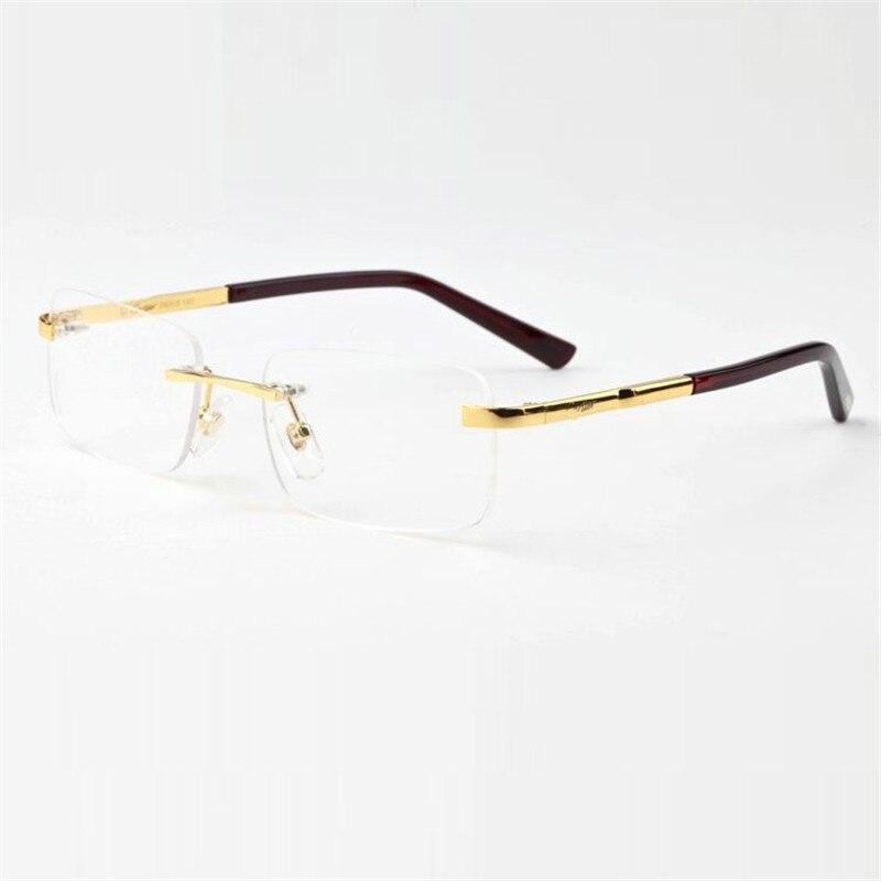 Herren-brillen Bekleidung Zubehör KöStlich Vazrobe Marke Rezept Sonnenbrille Männer Randlose 1,61 1,67 Index Starke Objektiv Anti Reflexion Polarisierte Photochrome Uv400 Perfekte Verarbeitung