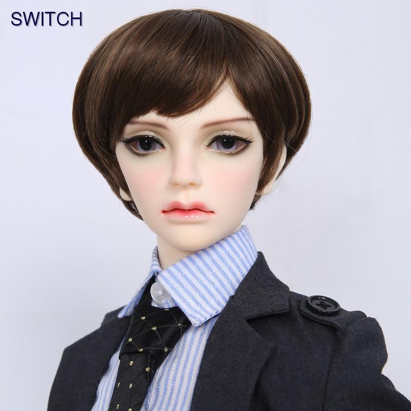 OUENEIFS Sohwa Switch bjd sd dolls 1/3 body model  girls boys eyes High Quality toys  shop resin 1