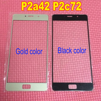 LTPro Black Gold 5 5 Inch High Quality NEW Front Glass Outer Glass Panel Touch Screen
