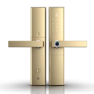 Image 5 - Keyless serrure intelligente à empreintes digitales, serrure de porte électronique et biométrique intelligente