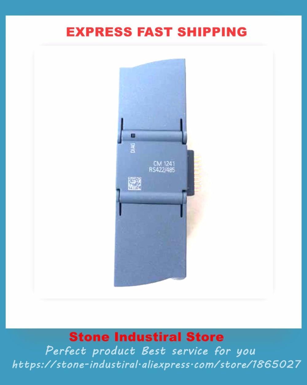 S7 1200 6ES7241 1CH32 0XB0 new original PLC boxed 1 year warranty