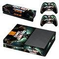 Call of Duty Black OPS Zombies Adesivo Da Pele para Microsoft xbox one kinect e console e 2 controladores de jogo vinil adesivos