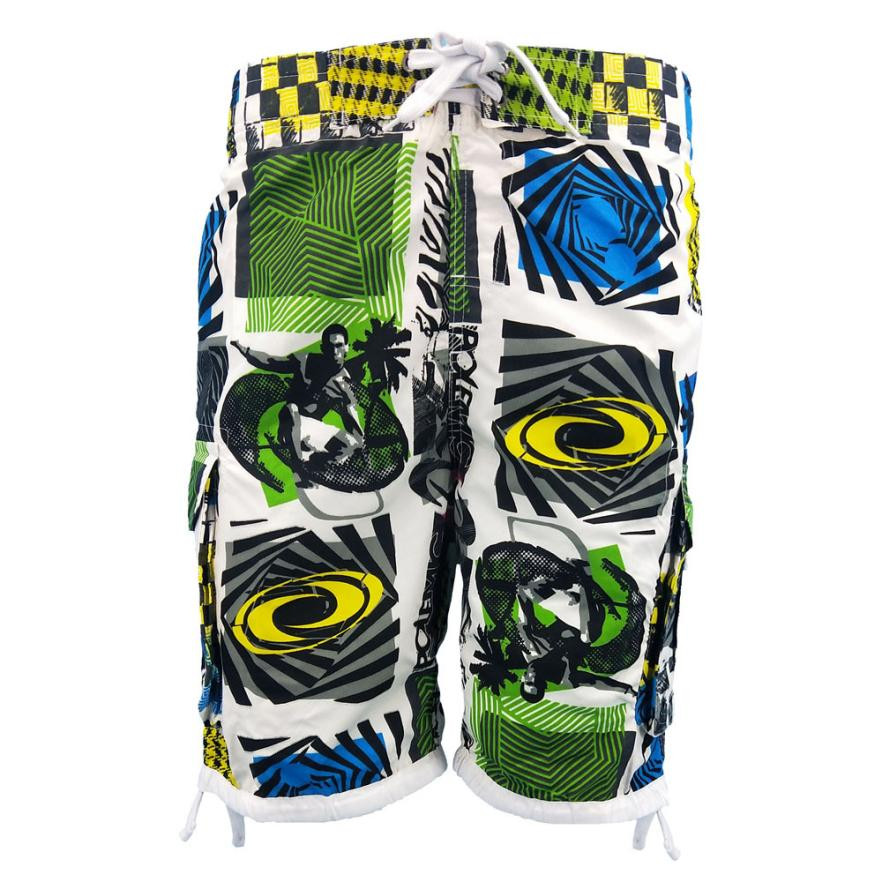 TS#504 Men Casual 3D Printed Beach Work Men Short Trouser Shorts Pants Free Shipping