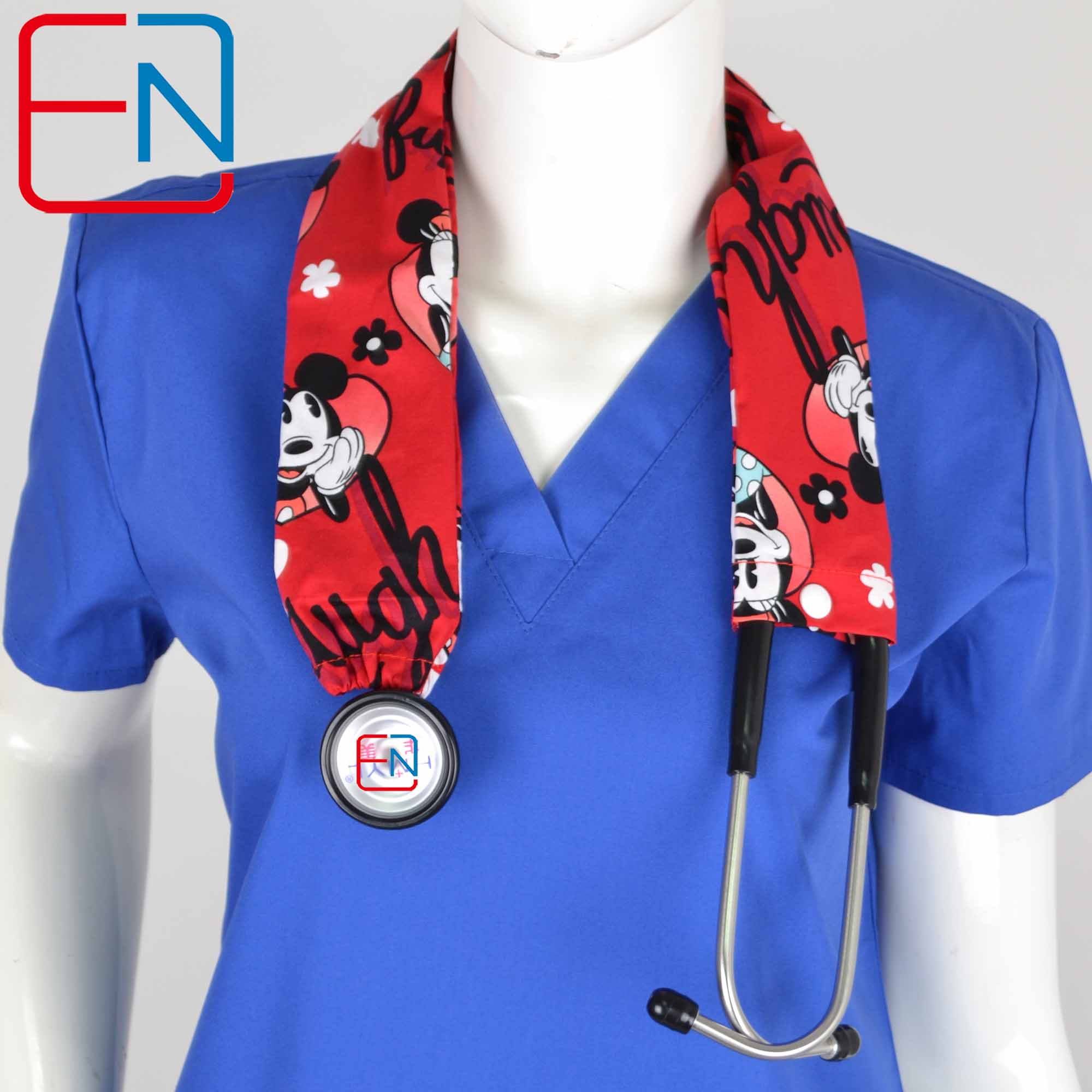 Medical Stethoscope Cover Cotton Material