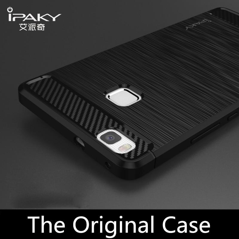 համար Huawei P9 Lite Case բնօրինակը IPAKY - Բջջային հեռախոսի պարագաներ և պահեստամասեր - Լուսանկար 2