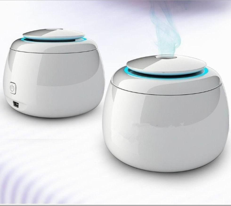 Mini Ultrasonic Aroma Led Humidifier Air Diffuser Purifier