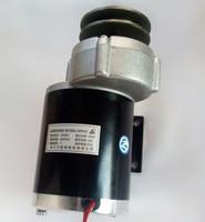 450w 48 v belt pulley gear motor ,brush motor electric tricycle , DC gear brushed motor, Electric bicycle motor, MY1020Z