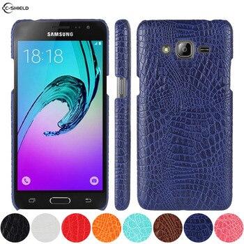 Caso para Samsung Galaxy J3 DE 2016 SM-J320Fn J320Fn J320f/ds SM-J320F/DS parachoques del teléfono funda para Samsung J 3 320 funda rígida de PC con marco