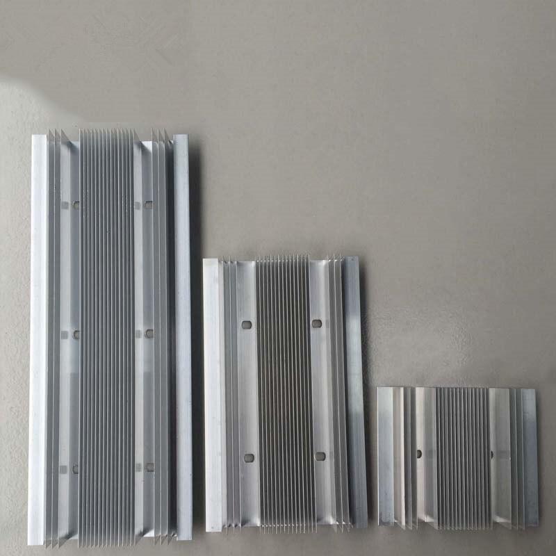 Single-core Aluminum Block 10*11.8cm High Quality Full Semiconductor Refrigerator Radiator Processing Aluminum Heatsink