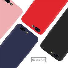 Candy Cases For Oneplus 5T Case 5t 1+5t Phone Cover Coque on for oneplus 5 1+5 Soft TPU Silicone Back Case Protective shell capa(China)