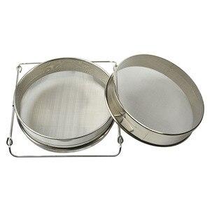 Image 2 - Фильтр для пчелиного меда, двухслойный фильтр из нержавеющей стали