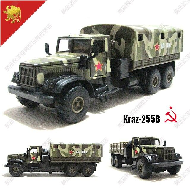 Army Toys Color : Soviet union russia klaas kraz b military trucks