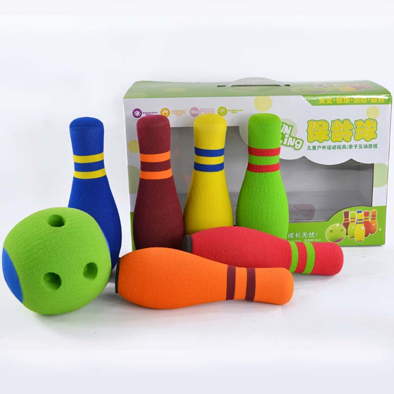 Educational Outdoor Sports Toys for Kids Bowling Sports ...