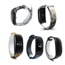 H5 Waterproof Contact Display Good Watch Coronary heart Price Monitor Bluetooth four.zero Sports activities For IOS Android