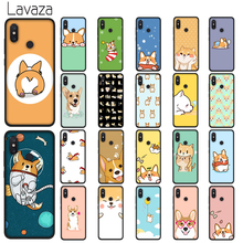 Lavaza Cute Corgi cartoon Dog Soft TPU Case for Xiaomi Redmi Note 5 6 7 Pro for Redmi 5A 6A S2 5 Plus Silicone Cover lavaza mona lisa skull by samuxx soft tpu case for xiaomi redmi note 5 6 7 pro for redmi 5a 6a s2 5 plus silicone cover