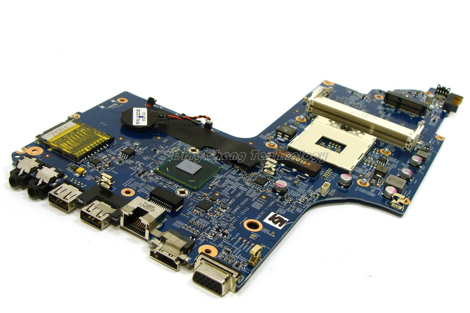SHELI laptop Motherboard For hp DV6T-7000 DV6-7000 682177-001 HM77 DDR3 integrated graphics card