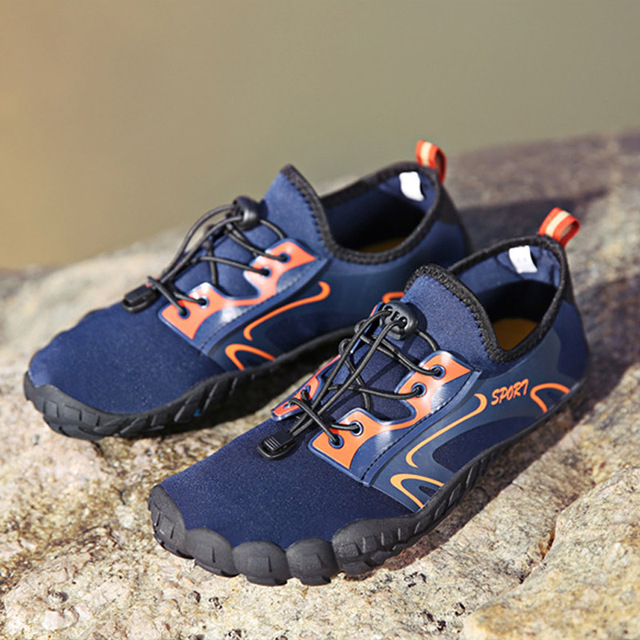 4aea91fb4c40 Para Hombre Mujer Zapatos de agua secado rápido descalzo Durable zapatos  suela para nadar buceo, Surf Aqua deportes playa caminando Yoga