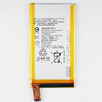 Agaring LIS1561ERPC New Phone Battery For SONY Xperia Z3 Mini Compact M55W D5833 SO 02G LIS1561ERPC
