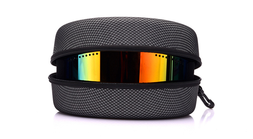 High quality ski goggles UV400 anti-fog big ski mask glasses skiing men women snow snowboard goggles-15