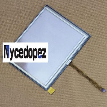 Dla 5 6 #8222 cal 4 drutu przemysłu ResistiveTouchScreenPanel szkło digitizer 126*100mm tanie i dobre opinie Zdjęcie Rezystancyjny youe shone other