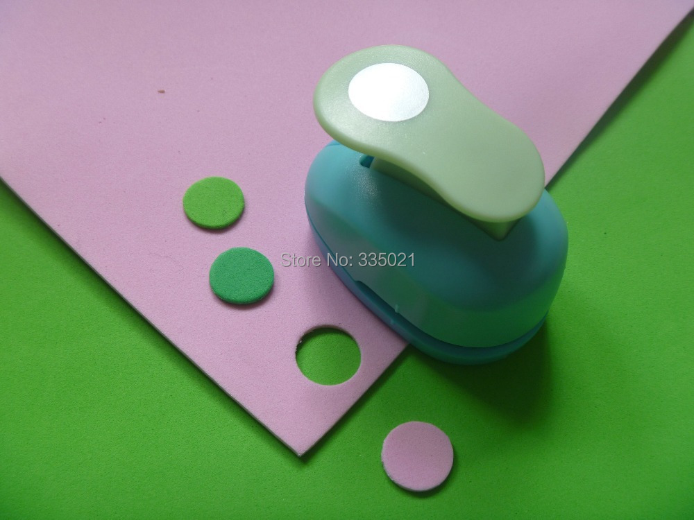 Free Shipping 5/8(1.5cm)Circle Eva foam Punch Paper Cutter For Greeting Card Handmade Scrapbooking Machine Hole PuncherFree Shipping 5/8(1.5cm)Circle Eva foam Punch Paper Cutter For Greeting Card Handmade Scrapbooking Machine Hole Puncher