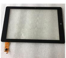 "1 unids/lote Negro Nuevo Para 10.8 ""Chuwi HI10 plus CWI527 Tablet touch Panel digitalizador Del Sensor de cristal de Reemplazo de pantalla Envío gratis"