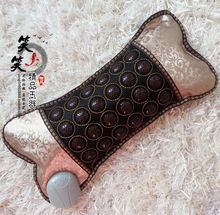 Best Quality+Digital Display ! Natural Tourmaline Physical Therapy Cushion Jade Health Care Pad Infrared Heat Cushion!