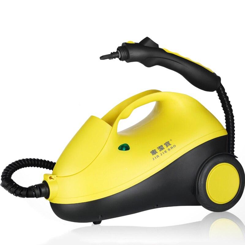 Nettoyeur à vapeur haute température vadrouille à vapeur laveuse de voiture ménage multifonction haute pression appareil ménager Machine à laver