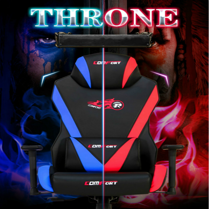 Computer Chair E-sports Chair Home Game Seat Swivel Chair Office Seat Main Chair Come With Wireless Bluetooth Speaker 3D Armrest