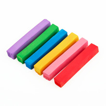 Easy-to-Use Non-Toxic Colorful Pastel Hair Dyeing Crayons Set