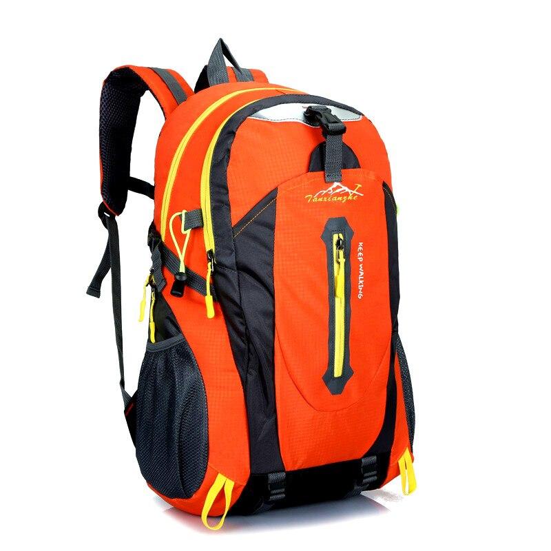 joypessie bolsa mochila homens mulheres Tipo1 : Outdoor Hiking Sport Bag