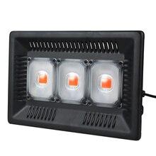 LED לגדול אור ספקטרום מלא פיטו מנורת לצמחים 220V 110V 100W 200W 300W עמיד למים fitolamp עבור מקורה חממה הידרופוני