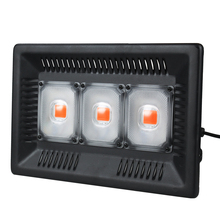Luz LED de cultivo de espectro completo Fito lámpara para plantas, 220V, 110V, 100W, 200W, 300W, resistente al agua, para invernadero de interior, hidropónico