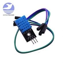 1 шт. Отличный DHT11 модуль датчика температуры и относительной влажности для Arduino