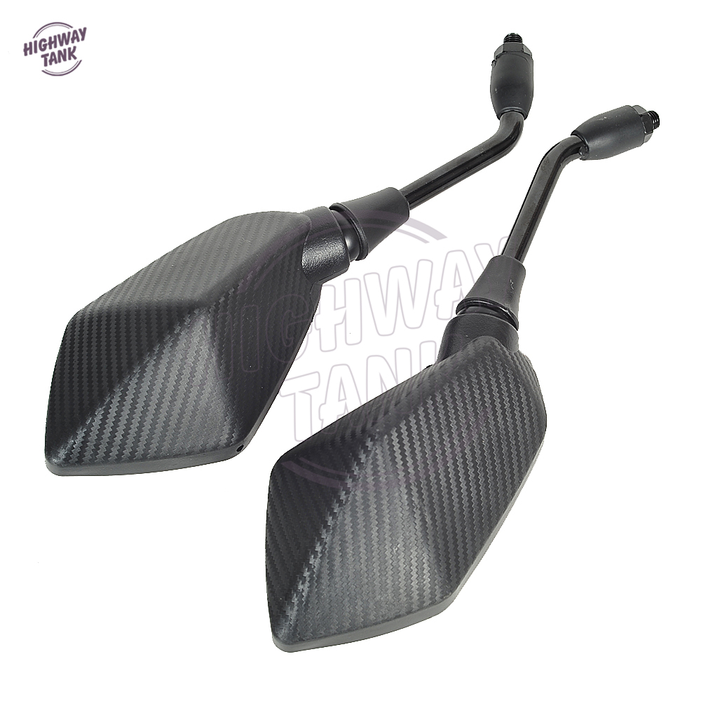 M10 10mm Motorcycle Rearview Mirror Case for Honda CB600F CB900 CB1000 CB1300 CB400 CB250