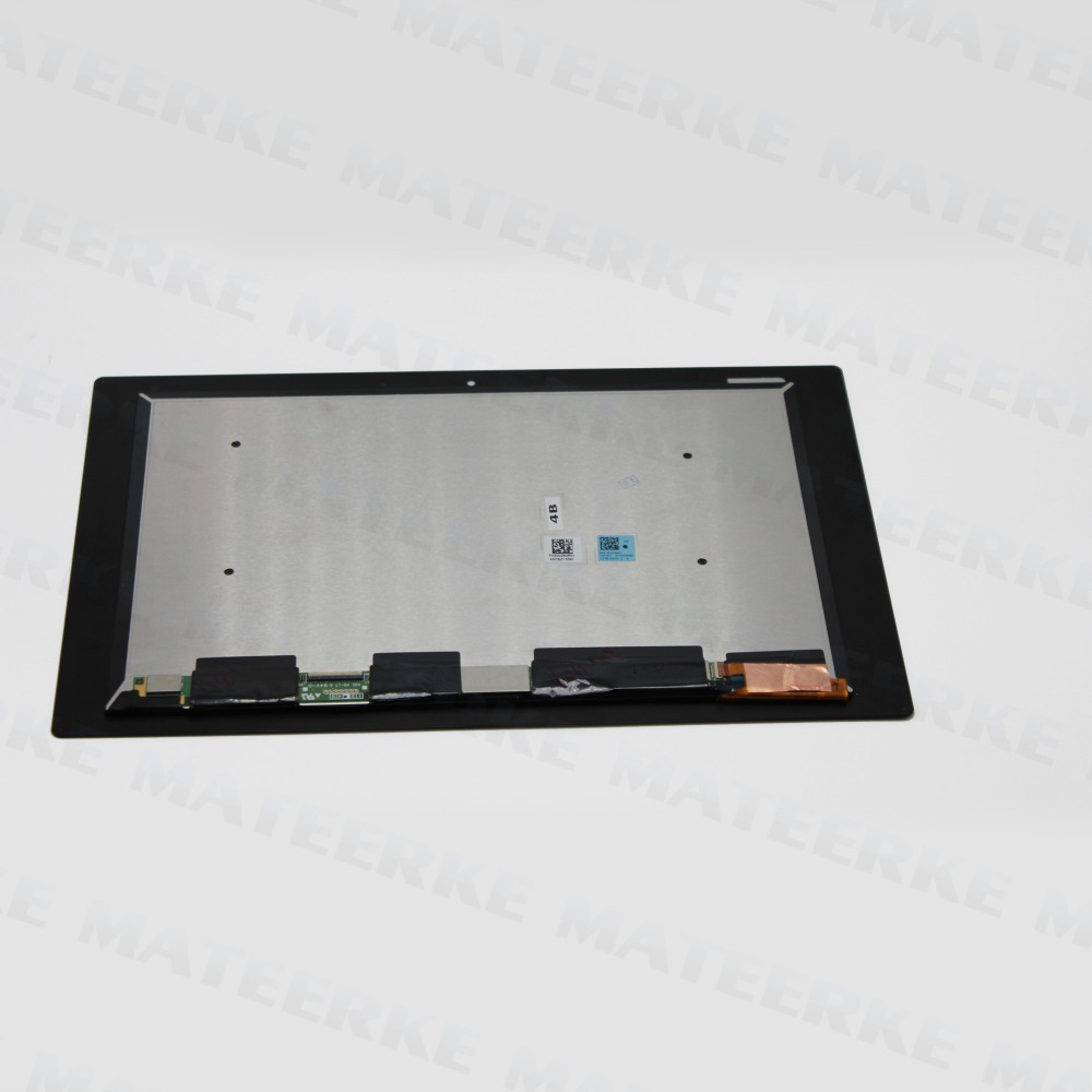 New For Sony Xperia Z2 SGP511 SGP512 SGP521 SGP541 Tablet Touch screen + LCD Assembly Replacement Part