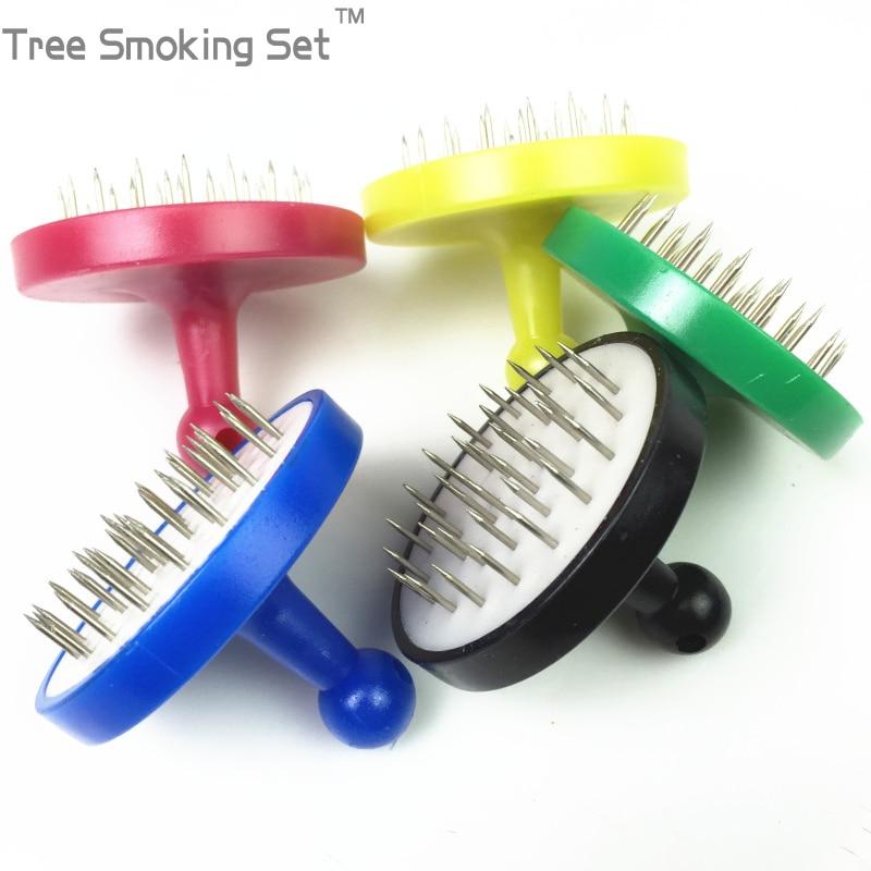 1pc Shisha Foil Piercing Tool,For Water Pipe /Hookah/Sheesha/Chicha/Narguile Aluminum foil Accessories Tree Smoking Set Aluminum